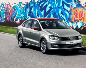 Новая версия Volkswagen Polo JOY